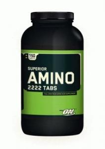 AMINO 2222 Tabs ( 160 tabs.)