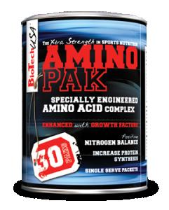 Amino Pak (30 packs.)