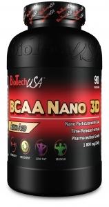 BCAA Nano 3D 90 капсул