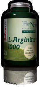 L-Arginine 1000 (90caps.)