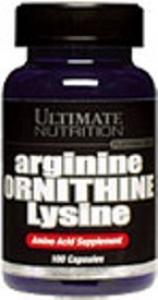 Arginine-Ornitine-Lysine ( 100 caps.)