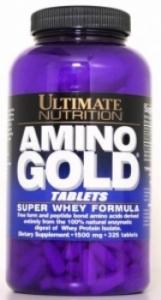 Amino Gold Formula 1000mg (250 tabs.)