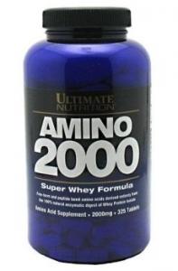 Super Whey Amino 2000 ( 150 tabs. )