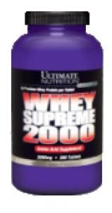 AMINO Whey SUPREME 2000 (300tabs. )