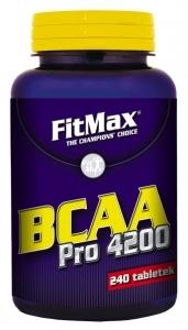 FM Amino BCAA Pro 4200, 240tab/1430mg