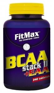 FM Amino BCAA Stak + EAA, 240tab /1500mg+500mg eaa