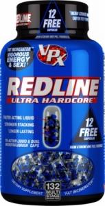 Redline® Ultra Hardcore 132 капсулы
